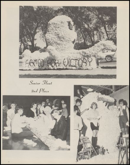 1965 Knoxville High School Yearbook Page 8