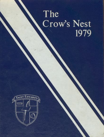 1979 St. Edward's School Yearbook Cover