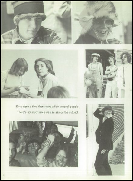 1978 Houston High School Yearbook Page 8