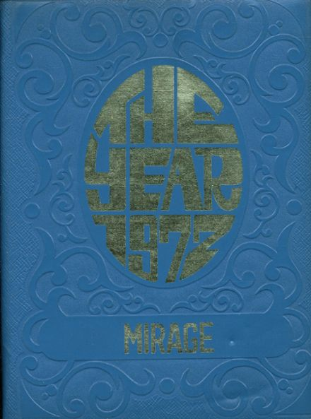 1972 Holtville High School Yearbook Cover