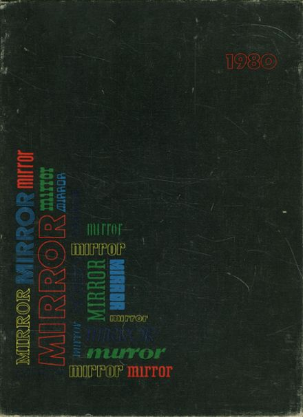 1980 Columbia High School Yearbook Cover