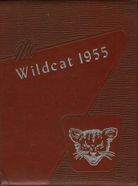 1955 Whitehouse High School Yearbook Page 1