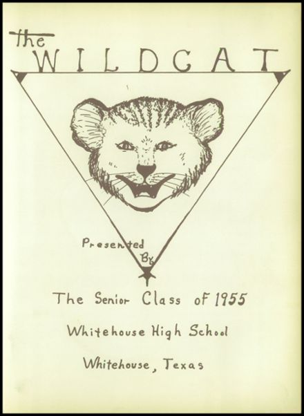 1955 Whitehouse High School Yearbook Page 5