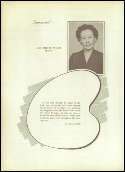 1955 Whitehouse High School Yearbook Page 6