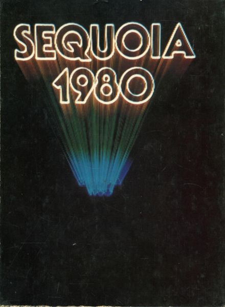 1980 Eureka High School Yearbook Cover