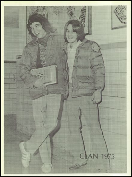 1975 McLean High School Yearbook Page 5