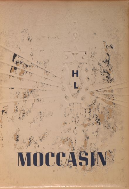 1961 Howard Lake-Waverly-Winsted High School Yearbook Cover