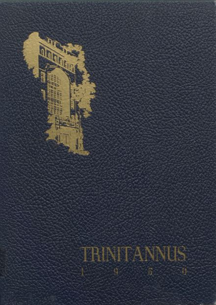 1950 Trinity Pawling High School Yearbook Cover