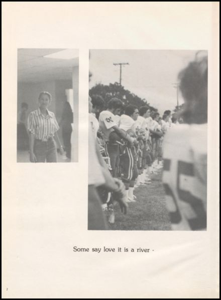 1981 Liberty High School Yearbook Page 6