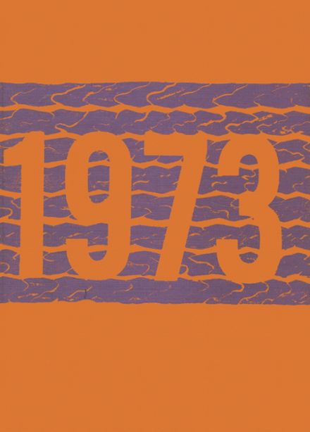 1973 Gilman City High School Yearbook Page 1