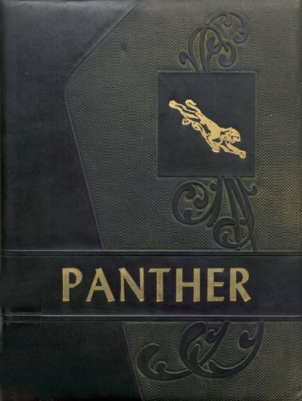 1960 Jal High School Yearbook Cover