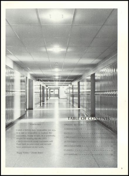 1973 Rib Lake High School Yearbook Page 7