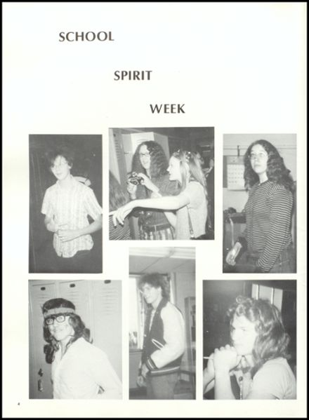 1973 Rib Lake High School Yearbook Page 8