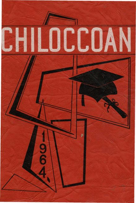 1964 Chilocco High School Yearbook Cover