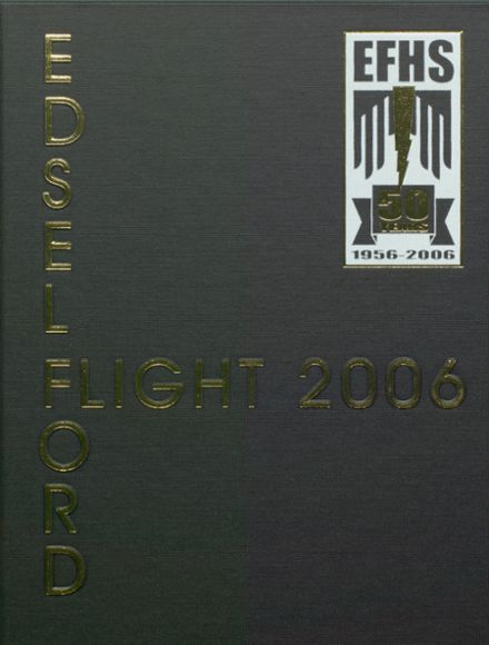 2006 Edsel Ford High School Yearbook Cover