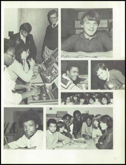 1983 Buffalo Traditional High School Yearbook Page 9