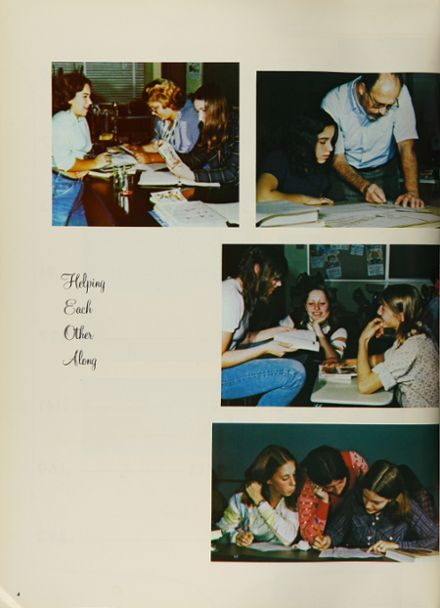 1976 Brockport High School Yearbook Page 8