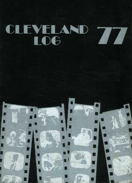 1977 Grover Cleveland High School Yearbook