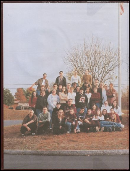 2002 Stillwater High School Yearbook Page 2