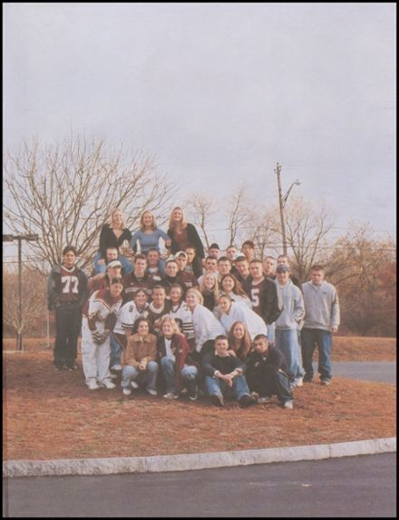 2002 Stillwater High School Yearbook Page 3