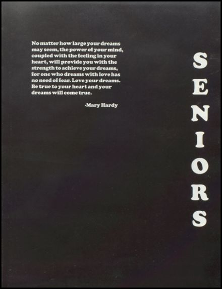 2002 Stillwater High School Yearbook Page 7