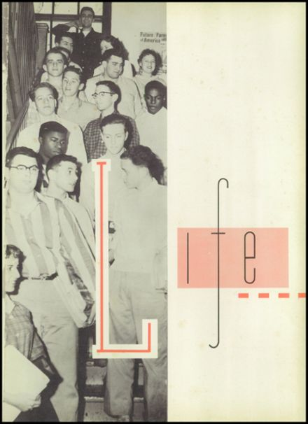 1956 Bridgeton High School Yearbook Page 5