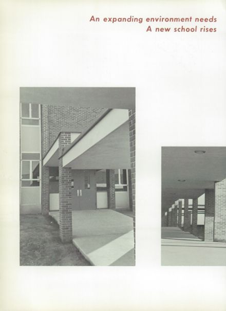 1966 Mann High School Yearbook Page 6