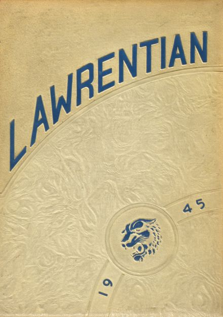 1945 Lawrence Park High School Yearbook Cover