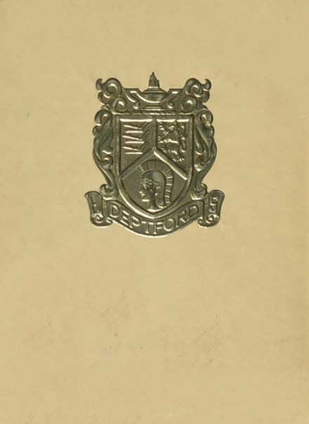 1976 Deptford Township High School Yearbook Cover