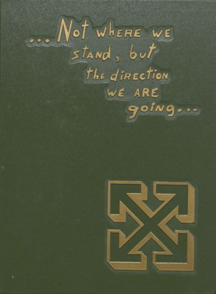 1967 West Leyden High School Yearbook Cover