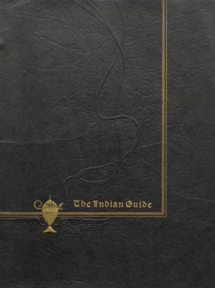 1941 Buffalo High School Yearbook Cover