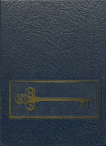 1971 Naples High School Yearbook