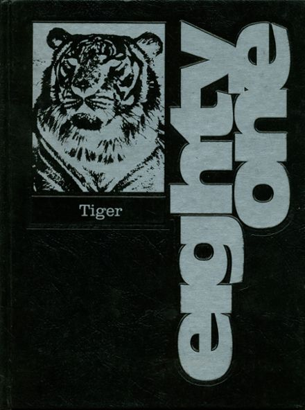 1981 Ripon High School Yearbook Page 1