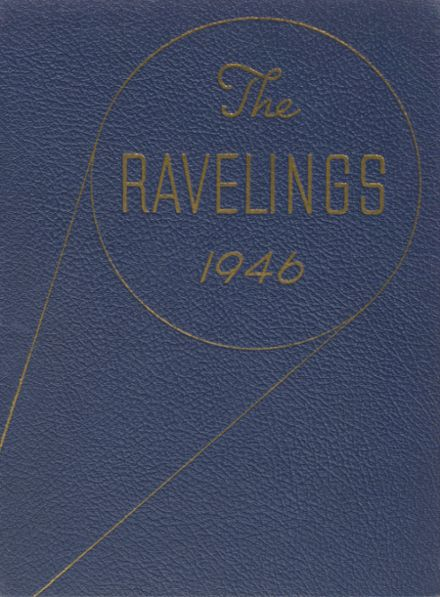 1946 Decatur High School Yearbook Cover