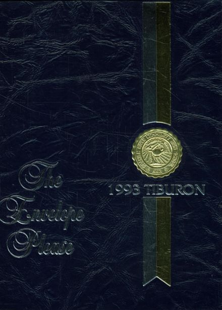 1993 Spanish River High School Yearbook Cover