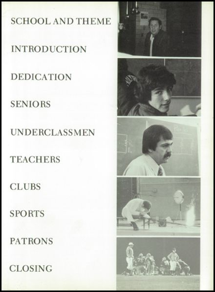 1975 Notre Dame High School Yearbook Page 7