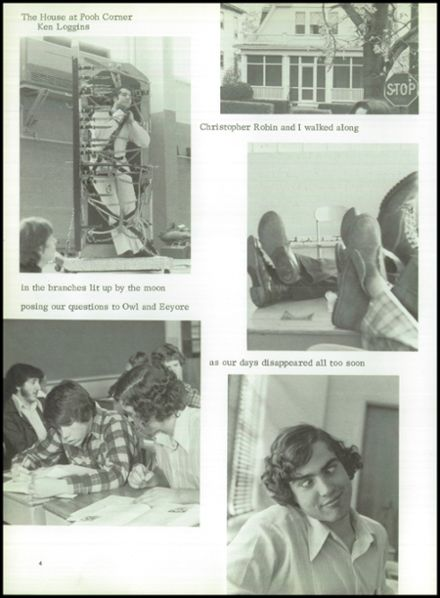 1975 Notre Dame High School Yearbook Page 8