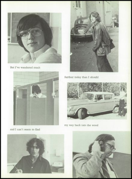 1975 Notre Dame High School Yearbook Page 9