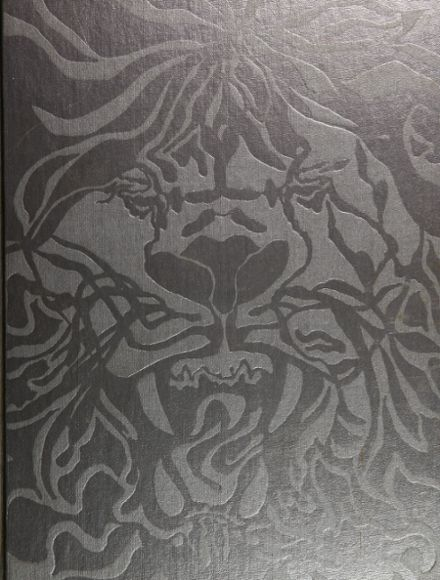 1971 Fairfax High School Yearbook Cover