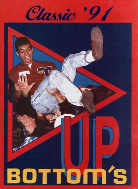 1991 Tremper High School Yearbook Cover