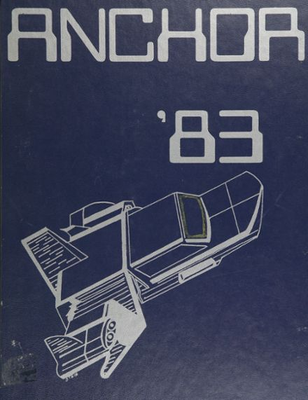 1983 Christopher Columbus High School 415 Yearbook Cover