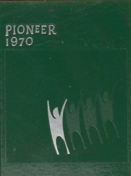 1970 Bentley High School Yearbook Cover