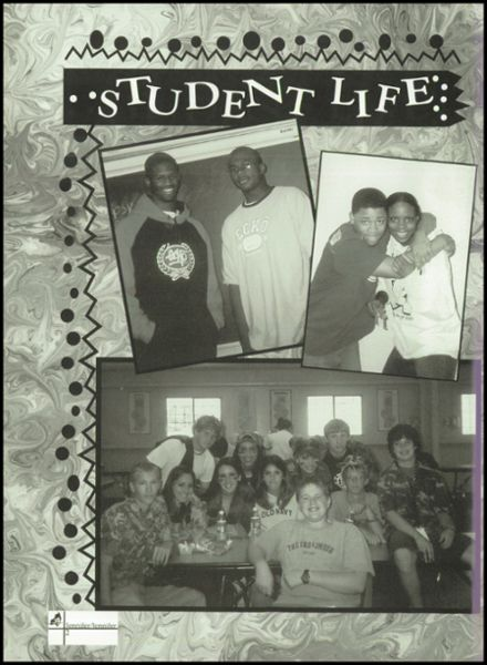 2004 Pittsburg High School Yearbook Page 6