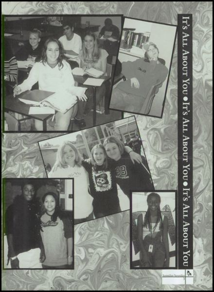 2004 Pittsburg High School Yearbook Page 7