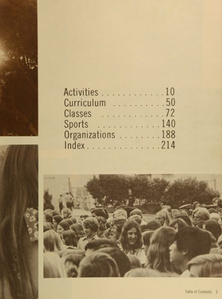 1974 Woodrow Wilson High School Yearbook Page 7