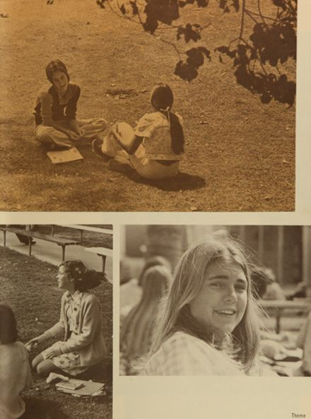 1974 Woodrow Wilson High School Yearbook Page 9
