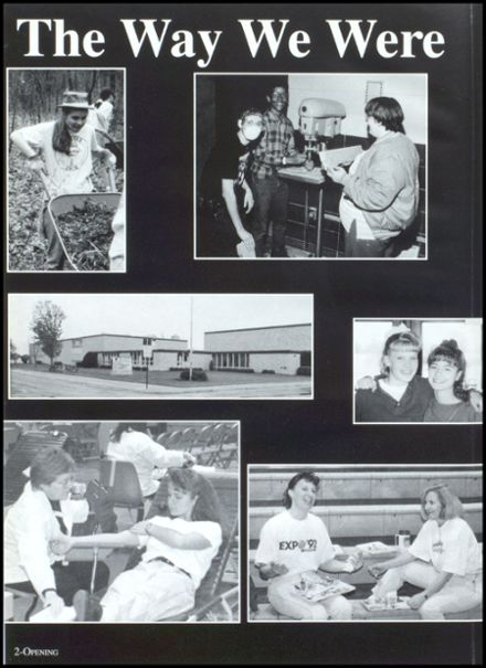 1994 West Salem High School Yearbook Page 6