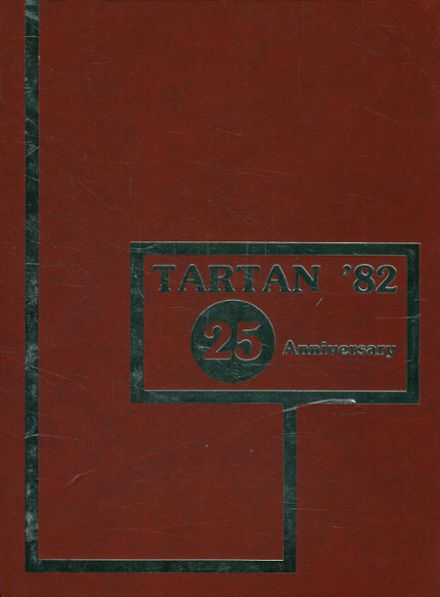 1982 North Eugene High School Yearbook Cover