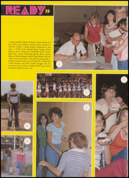 1979 Lampasas High School Yearbook Page 8