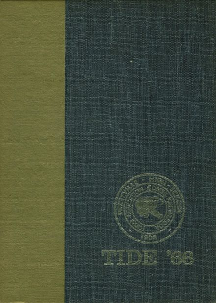 1966 Perryville High School Yearbook Cover